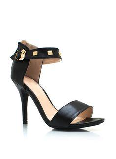 Total Stud Strappy Heels