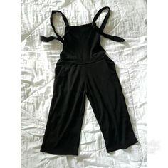 square pants jumper - Google Search Square Pants, Jumper, Jumpsuit, Google Search, Anime, Black, Dresses, Fashion, Overalls