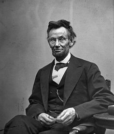 Google Glass throughout history Abraham Lincoln