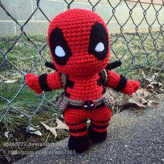 Deadpool by aphid777.deviantart.com on @DeviantArt