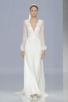 Rosa Clará Bridal & Wedding Dress Collection Spring 2018 | Brides