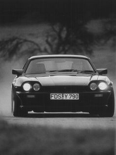 Lister Jaguar XJ-S