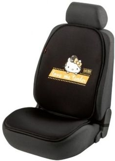 Walser 25060 #elvis #hello #kitty tuning star car seat cover, black,  View more on the LINK: http://www.zeppy.io/product/gb/2/272421963942/