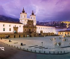 Quito, Ecuador is one of the World's Sexiest Affordable Destinations according to Travel and Leisure!