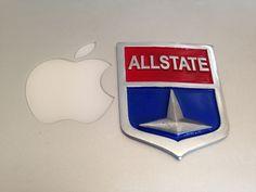 Badge Legend Emblem Vespa ALLSTATE