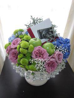 Hasya Harum flowers bouquet arrangement wedding gubahan hantaran perkahwinan