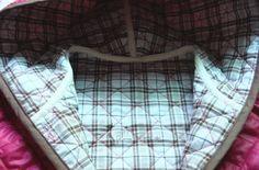 ★성인 여성을 위한 누빔 후드 자켓 패턴★ : 네이버 블로그 Picnic Blanket, Outdoor Blanket, Sewing Patterns, Blog, Coat, Sewing Coat, Blogging, Peacoats, Patron De Couture
