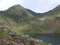 From Glaslyn, just off the Miner's Track