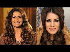 Maquiagem da Helô de Salve Jorge! por Camila Coelho    Beautiful makeup