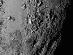 El corazón helado de Plutón sigue latiendo Revista Domingo - Diario El Día