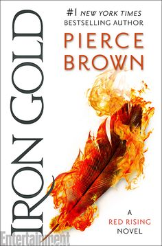 Iron Gold by Pierce Brown. Book I of the Iron Gold Trilogy. Set in the Red Rising Universe. My most anticipated book release of 2017.