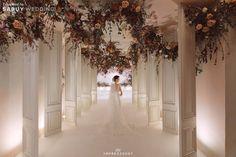 Sabuywedding | สวยคลาสิกโรแมนติกสไตล์ฝรั่ง งานแต่งชวนฝันของเจ้าสาวมีเทสต์
