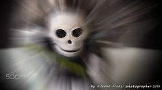 Little skull - My Images Do Not Belong To The Public Domain - All images are copyright by silvano franzi ©all rights reserved©