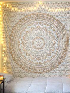 Classical Summer Bohemia Rectangle Shawl Beach Mat Yoga Mat