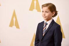 Pin for Later: Lady Gaga, Leonardo DiCaprio et les Autres Nommés Se Rendent au Déjeuner Pré Oscars Jacob Tremblay