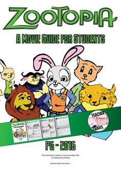Movie Guide – Zootopia (PG – 2016)
