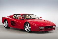 1991-94 Ferrari 512 TR