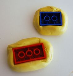Lego Candy and Molds- Boys would have fun making these!