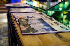 Çok güzel bir mekan olmuş #nevmekan #cafe #gazete #kitap