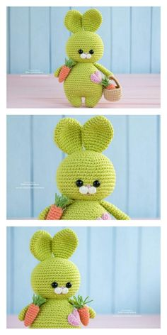 Hottest Screen amigurumi free pattern rabbit Thoughts Amigurumi Bunny Free Pattern – Amigurumi Free Patterns And Tutorials, Crochet Amigurumi Free Patterns, Crochet Animal Patterns, Stuffed Animal Patterns, Free Crochet, Bunny Crochet, Easter Crochet, Knitted Dolls, Crochet Dolls, Crochet For Beginners Blanket