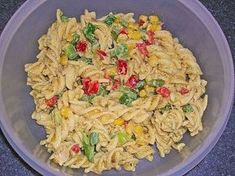 Curry Nudelsalat 9
