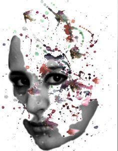 Maryam Gadzhieva. IB Visual Arts. Water Colour and Photography, 2014.