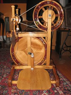 Black Locust Spinning Wheel Betty Roberts Spinning Wheels | Flickr - Photo Sharing!