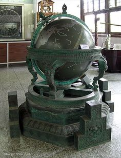 Qing Dynasty Celestial Globe