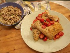 Get this all-star, easy-to-follow Butcher Shop Chicken recipe from The Kitchen