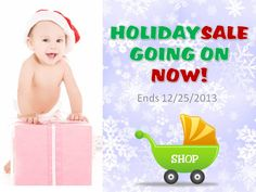 Holiday Sale Going On Now! http://mypuredelivery.com/categories/