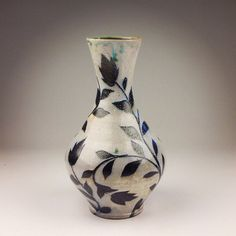 Classic Vase by klinepottery on Etsy