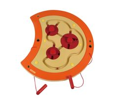 Click here for great educational toy -Caterpillar wall activity center:http://kiddokorner.com/hape/caterpillar-wall-activity-center.html