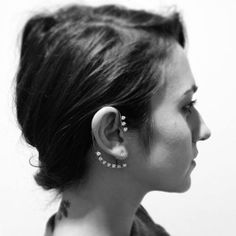 Delfina Delettrez Earing