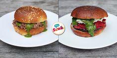 Hamburgerové housky | Maškrtnica