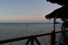 Zonsondergang in #Varadero, #Cuba! #travelsmartnl #sunset