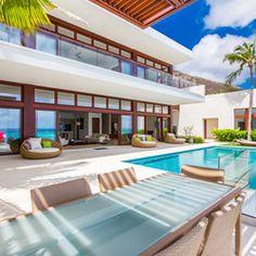 Lanikai, Oahu Contemporary