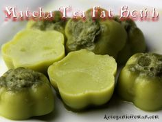 Egg Fast Matcha Tea Fat Bomb – Low Carb and Gluten Free | Ketogenic Woman | Bloglovin'