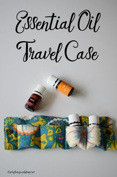 Posts about DIY essential oil case written by Jess Essential Oil Holder, Essential Oil Case, Essential Oil Storage, Essential Oil Bottles, Pure Oils, Sewing Tutorials, Sewing Projects, Sewing Ideas, Sewing Crafts