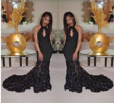 Cheap prom dresses 2017,African Mermaid Prom Dresses Long