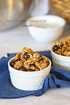Dark Chocolate Pomeg