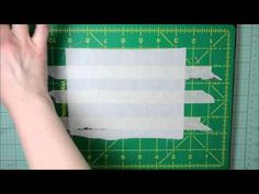 ▶ Stamping Custom Fabric using Nerdy Kody - Some Odd Girl/YouTube
