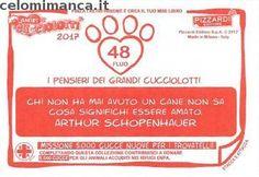 Amici Cucciolotti 2017: Retro Figurina n. 48 Squalo Palla