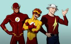 The Flash Full HD Wallpapers for iMac - Action TV Series