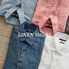 #OLZEN_ITEM⠀⠀⠀⠀⠀내추럴한 멋의 린넨셔츠,시원한 촉감으로 더운 날씨에도 쾌적합니다.매일 골라입기 좋은 다양한 컬러의 린넨 셔츠 중사랑하는 사람에게 선물하고 싶은 셔츠는 무엇인가요?⠀⠀⠀⠀⠀✔ 선물은 역시 올젠 린넨셔츠• 셔츠 ZAY2WC1303 / ZAY2WC1309⠀⠀⠀