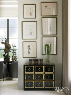 Design by Melanie Turner | Photography by Emily Followill | Atlanta Homes & Lifestyles |
