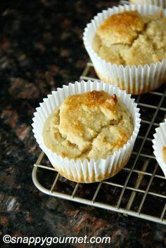 Easy Almond Flour Muffins
