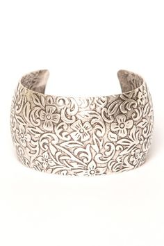 Floral Cuff by Turkish Delight on @HauteLook