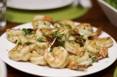 """One of our favorite treats in this house is shrimp. It is the one thing that I know will be a hit every time with all five of us. I often make Linguine with Shrimp Scampi but I decided to lighten it up a bit and grill it this time. Of course, grilling requires a...</p><p><a class=""""more-link"""" href=""""http://www.jolynneshane.com/grilled-marinated-shrimp-and-zucchini-noodles.html"""">Read More »</a></p>"""