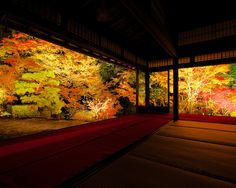 天授庵 - 南禅寺 / Tenjyuan Nanzen-ji Temple    Kyoto, Japan.