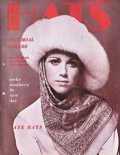 Vintage 60s Hat Millinery Fashion Designs Pattern Manual Catalog September 1969   eBay